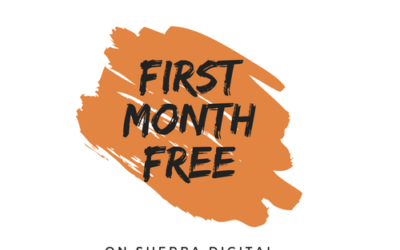First Month Free on all Care Plans